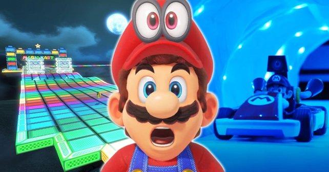 """Der YouTuber Critbox hat die gefürchtetste """"Mario Kart""""-Rennstrecke in Mario Kart Live: Home Circuit nachgebaut. Das Ergebnis kann sich wirklich sehen lassen."""