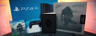 Holt euch eine PlayStation 4 Pro mit Shadow of the Colossus - **UPDATE 15. 02. 2018**