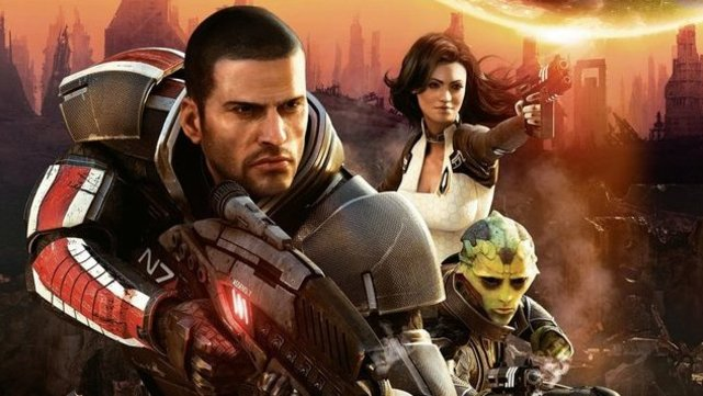 Mass Effect-Remaster?