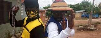 Mortal Kombat aus Ghana: Irre Verfilmung des Prügelspiels
