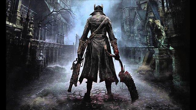 """Auch ohne """"Souls"""" im Namen ein Souls-like aus dem Hause From Software: Bloodborne"""