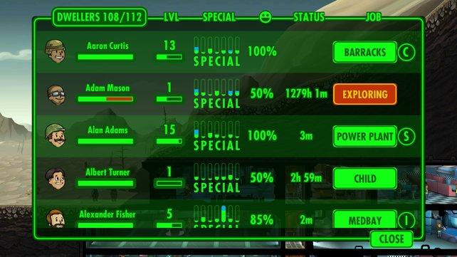 Fallout Shelter Das Passiert Wenn Ihr Zwei Monate Nicht Spielt