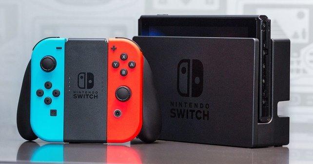 Wird so schnell nicht in Vergessenheit geraten: Die Nintendo Switch.