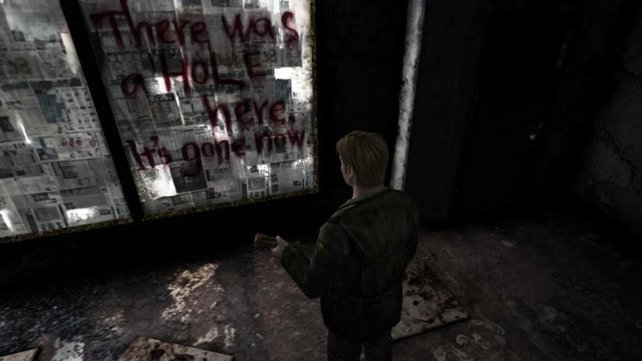 Der unheimlichste Raum, den ich in der Videospiellandschaft kenne.