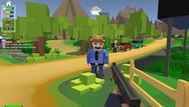 Minecraft trifft auf GTA