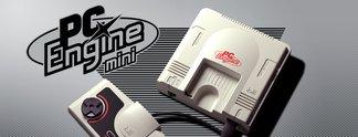 Konami bringt Mini-Konsole heraus