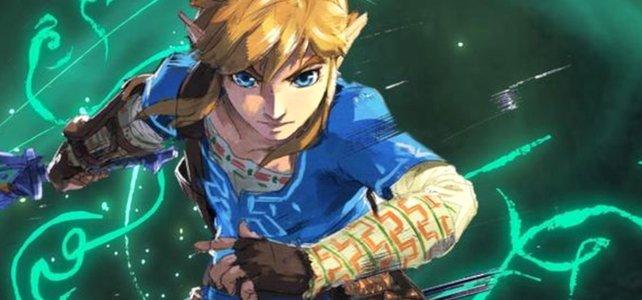 Link bereitet sich auf sein Abenteuer in Breath of the Wild 2 vor.
