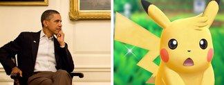 Schock: Barack Obama interessiert sich nicht für Pokémon