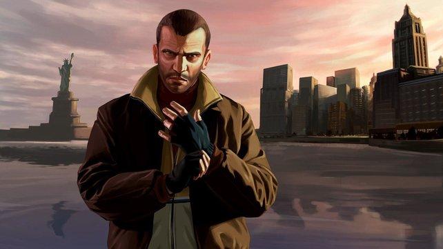 GTA Online: Ein Leaker kündigt ein Wiedersehen mit Liberty City und Niko Bellic an.