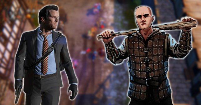 In Ruster (Grand Theft Horse) macht ihr das Gleiche wie in GTA 5 - nur eben im Mittelalter.