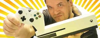 Uffruppe #187 - Neue Konsole Xbox One S mit zwei Terabyte