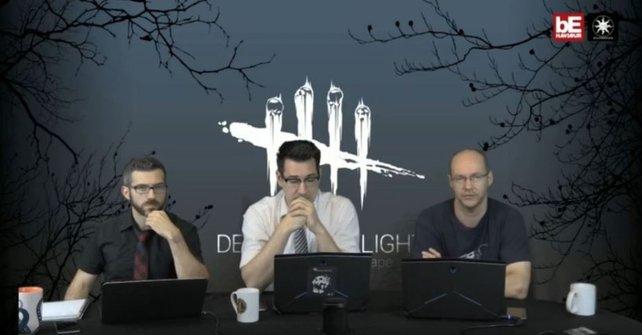 Jede Woche streamen die Entwickler von Behaviour Digital Inc. bei Twitch und geben Neuigkeiten zu Dead by Daylight bekannt - auch zu Survive with Friends und den Bugs darin.