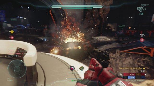 In Warzone herrscht das Chaos über das Schlachtfeld. Behaltet die Übersicht!