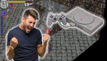 PS1-Spiel ist jetzt endlich fertig