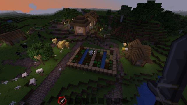 Mit Seeds erhaltet ihr Zugang zu vorgefertigten Orten auf der Karte, die die Spielwelt von Minecraft lebendiger erscheinen lassen.