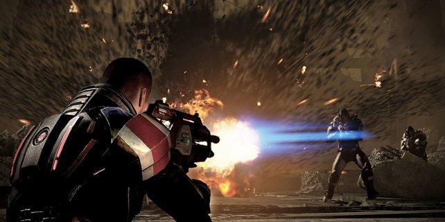 Wer Mass Effect auf Steam kaufen möchte, muss nun mehr dafür bezahlen.
