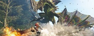 Panorama: Monster Hunter - World: Der Charakter-Editor enttäuscht Spieler im Nachhinein