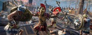 Assassin's Creed - Odyssey: Mikrotransaktionen verzerren laut Ubisoft nicht das Gameplay