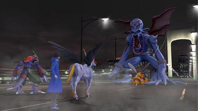 Für alle Trophäen in Digimon Story - Hacker's Memory müsst ihr seltene Digimon sammeln.