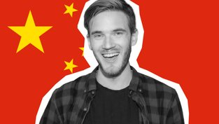 PewDiePie | In China gebannt
