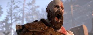 God of War: Neuer Teil der Serie für PS4, erster Trailer sieht großartig aus