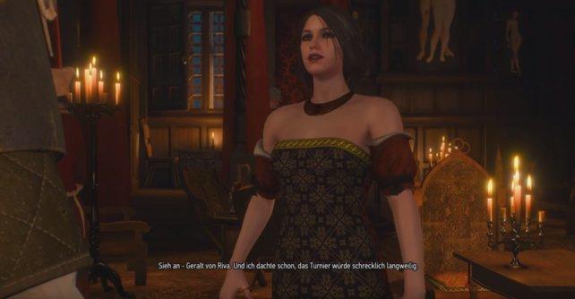 """Vielleicht startet ja eure Gwint-Leidenschaft beim Gwint-Tunier im Passiflorla, dort trefft ihr auch """"Madame Sasha"""""""