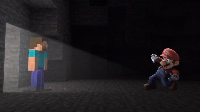 Der nächste Kämpfer in Super Smash Bros. Ultimate stammt aus Minecraft.