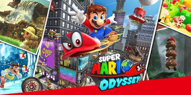 Super Mario Odyssey Komplettlösung Mit Video Walkthrough Spieletipps