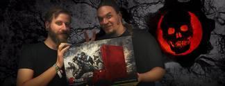 """Neue Luxus-Hardware: Die """"Gears of War 4""""-Konsole von Microsoft bei Uffruppe"""