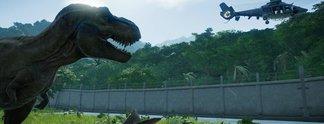 Jurassic World Evolution: Aktuell drastisch reduziert auf Steam