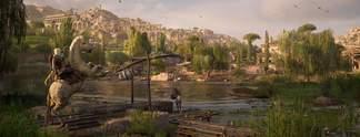 Kolumnen: Assassin's Creed - Origins ohne Gegner: Warum ich mich darauf freue