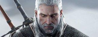 Bewegte Bilder von Geralt in der Netflix-Serie
