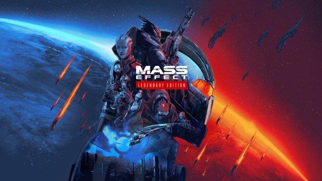 """Lange Zeit ein Gerücht, jetzt offiziell: Entwickler Bioware wird die drei """"Mass Effect""""-Teile in einer Legendary Edition zurückbringen."""