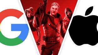 Epic vs. Google & Apple
