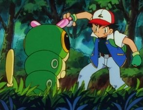 Schaffst du es, dieses verdammte Raupy zu fangen?