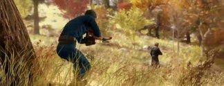 Fallout 76: Battle Royale und menschliche NPCs angekündigt