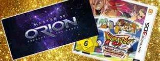 Schnäppchen des Tages: Inazuma Eleven & Master of Orion