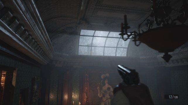 Zeigt Lady Dimitrescu was ihr von ihr und ihrem Schloss haltet!