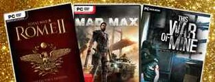 Schnäppchen des Tages: Mad Max, Total War - Rome 2 und This War of Mine