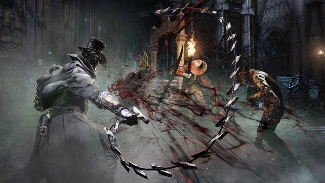 Blutechos sind die neuen Seelen, ansonsten bleibt aber eigentlich alles gleich.