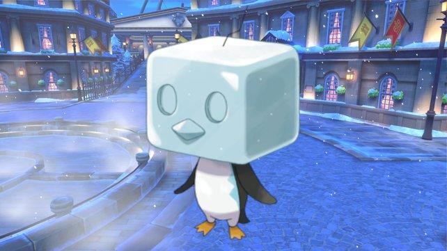 Coole Designs gehen anders: Das Pokémon Kubuin besorgt Spieler.