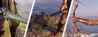 Bilderstrecken: Das sind alle legendären Waffen