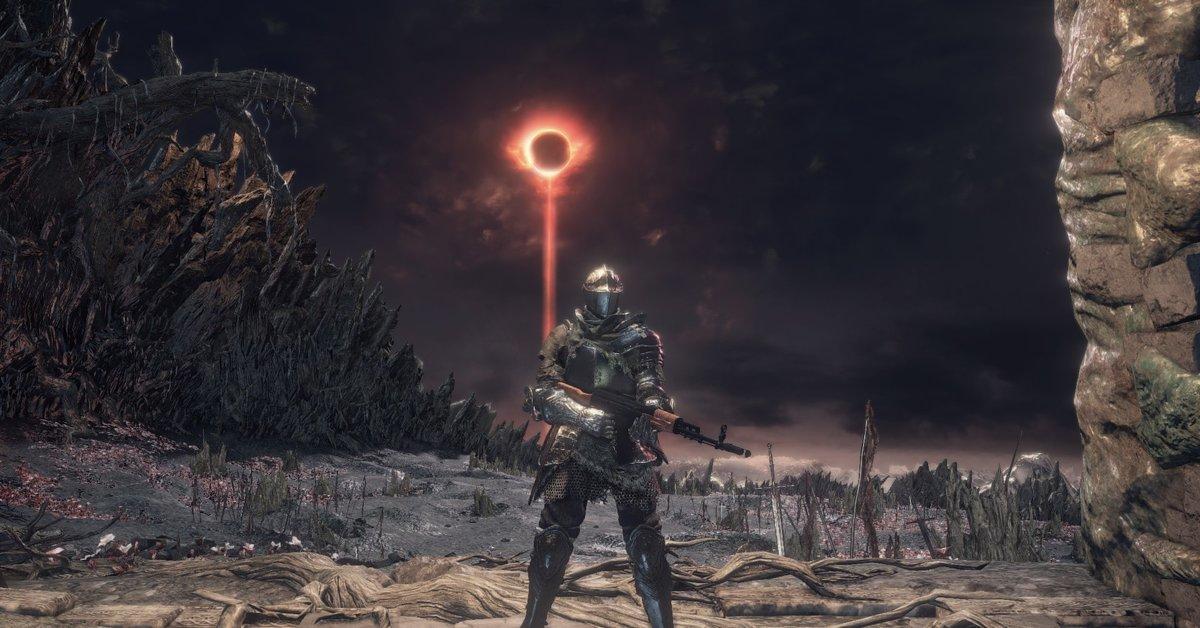 Dark Souls 3: Modder gibt eine Prise Call of Duty dazu