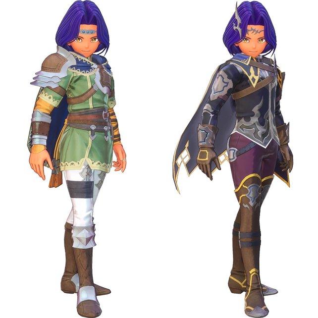 Wardenkeep und Vigilante im Vergleich.