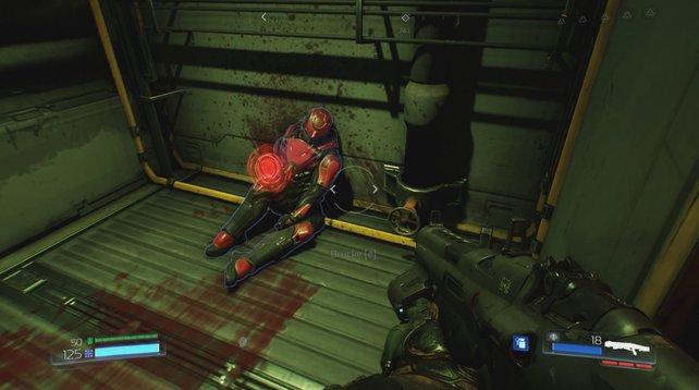 Elitewachen zu finden kann manchmal gar nicht so leicht sein. Sie haben eine rote Rüstung an und liegen meistens tot irgendwo rum.