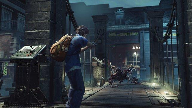 Resident Evil Resistance ist ein asymmetrischer Multiplayer.
