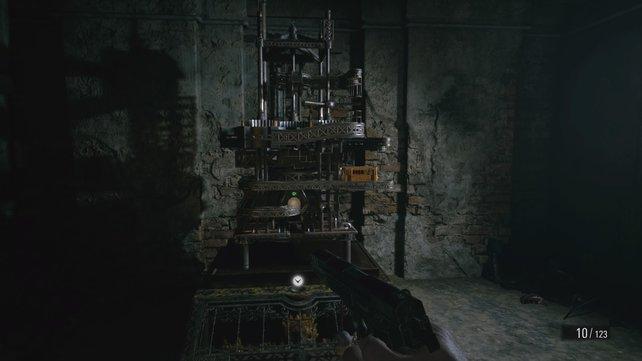 Heisenbergs Kugellabyrinth wird eure Geduld auf die Probe stellen.