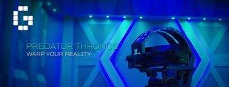"""Acer stellt neuen """"Gamer-Thron"""" vor"""