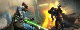 Star Wars - The Old Republic: Erstes Update seit 3 Jahren angekündigt
