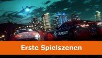 Straßen- und Nachtrennen im Gameplay-Trailer
